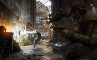 Watch Dogs [5] wallpaper 2880x1800 jpg