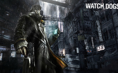 Watch Dogs [12] wallpaper