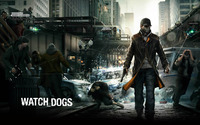 Watch Dogs [3] wallpaper 2560x1600 jpg