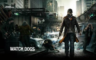 Watch Dogs [3] wallpaper