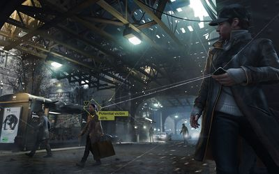 Watch Dogs [22] wallpaper