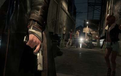 Watch Dogs [23] wallpaper