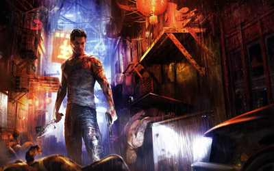 Wei Shen - Sleeping Dogs wallpaper