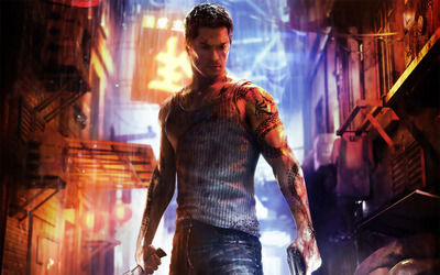 Wei Shen - Sleeping Dogs [2] wallpaper