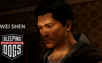Wei Shen - Sleeping Dogs: Definitive Edition [2] wallpaper 1920x1080 jpg