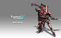 Wels Skell - Xenoblade Chronicles X wallpaper 3840x2160 jpg