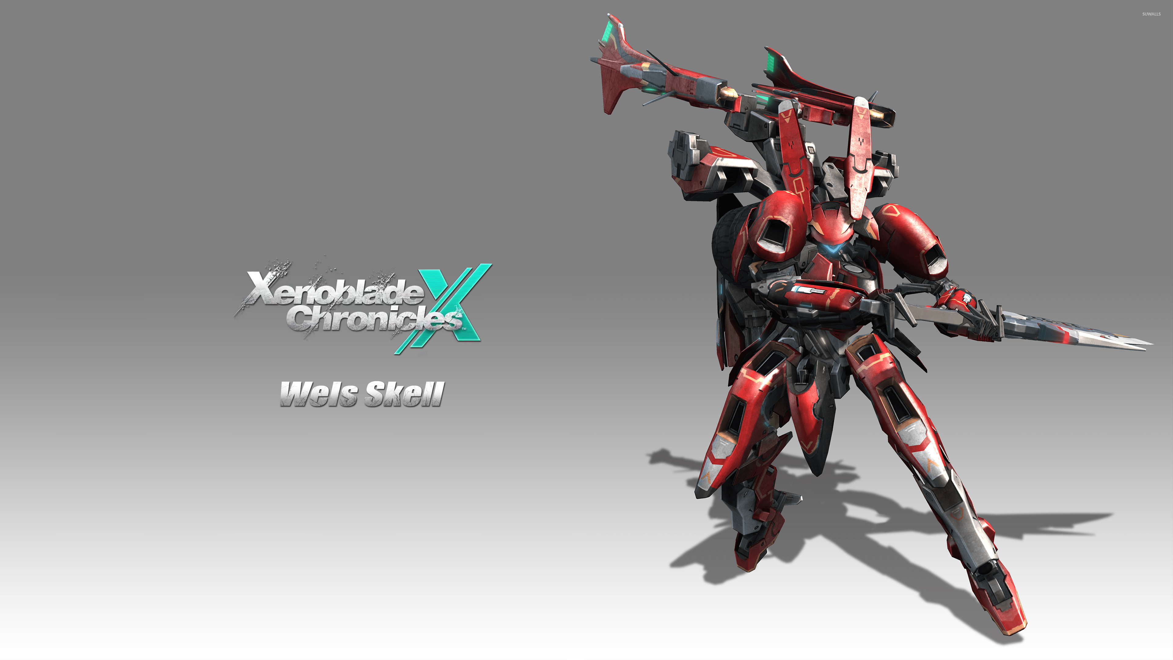 Wels Skell Xenoblade Chronicles X Wallpaper Game Wallpapers