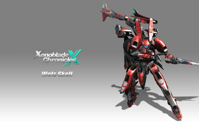 Wels Skell - Xenoblade Chronicles X wallpaper
