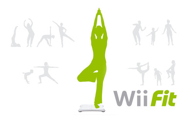 Wii Fit wallpaper