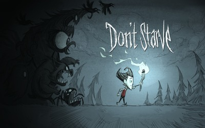 Wilson - Don't Starve wallpaper