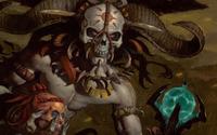 Witch Doctor - Diablo III wallpaper 2560x1440 jpg
