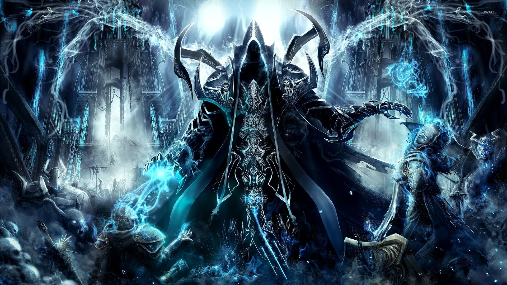 Wizard in Diablo III: Reaper of Souls wallpaper - Game ...