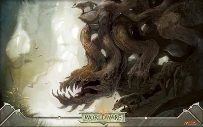 Wolfbriar Elemental wallpaper