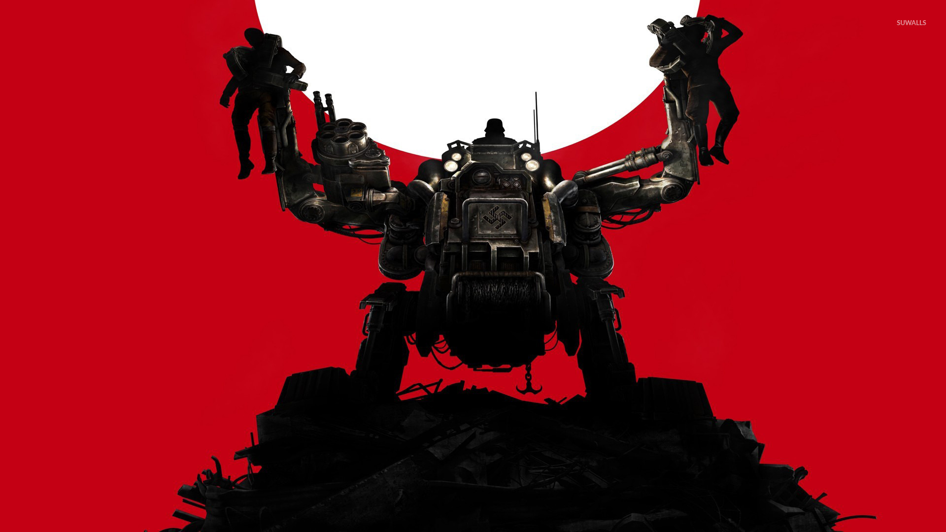 wolfenstein the new order 5 wallpaper game wallpapers