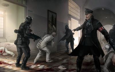 Wolfenstein: The New Order [6] wallpaper