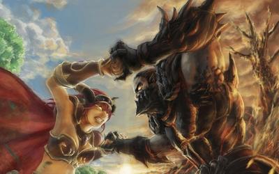 World of Warcraft [16] wallpaper