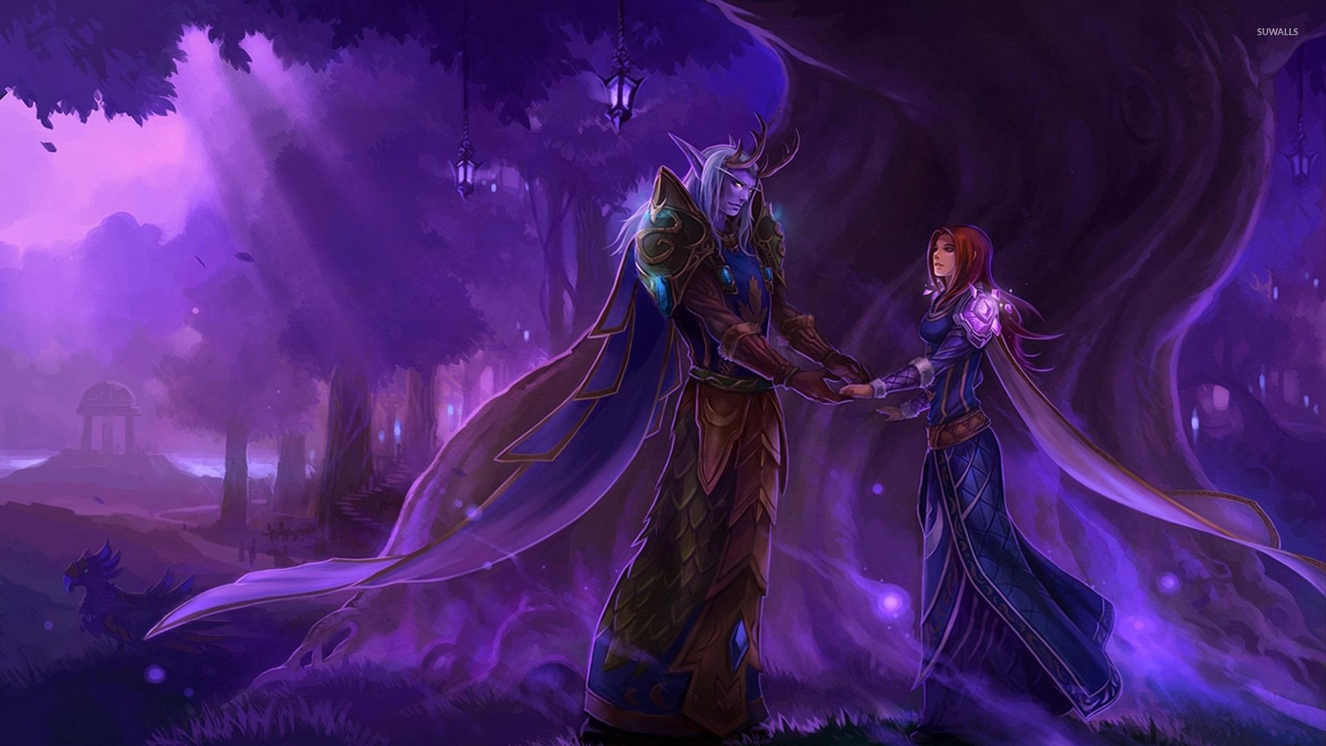 Nature S Call Warcraft
