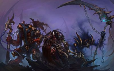 World of Warcraft [12] wallpaper