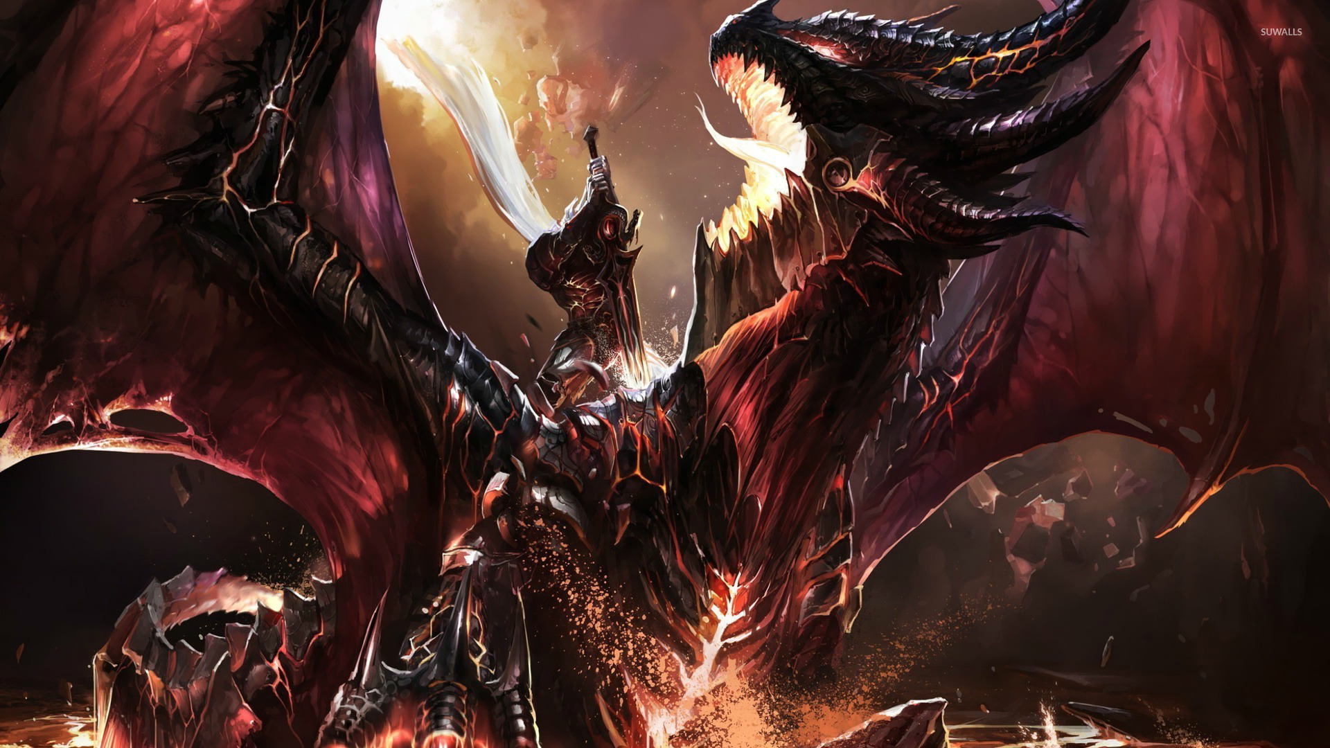 World Of Warcraft Cataclysm 5 Wallpaper Game Wallpapers