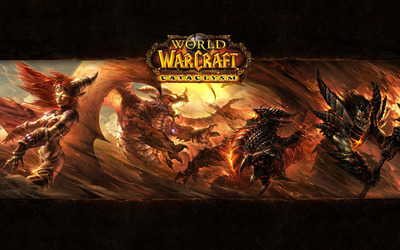 World of Warcraft - Cataclysm wallpaper