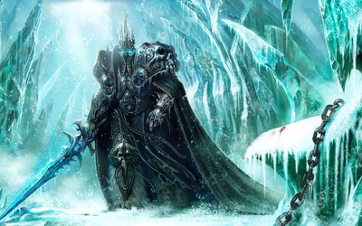 World of Warcraft: Wrath of the Lich King [2] wallpaper