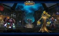 World of Warcraft: Wrath of the Lich King [4] wallpaper 1920x1200 jpg