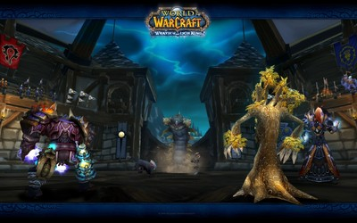 World of Warcraft: Wrath of the Lich King [4] wallpaper