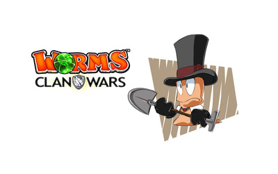 Worms: Clan Wars [5] wallpaper