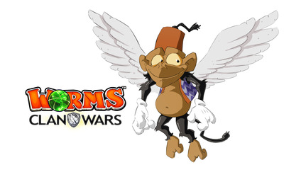Worms: Clan Wars [6] wallpaper