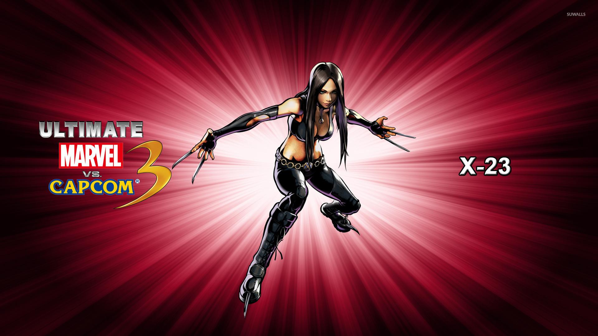 Marvel vs Capcom 3  Costumes  X23