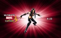 X-23 - Ultimate Marvel vs. Capcom 3 wallpaper 2560x1600 jpg