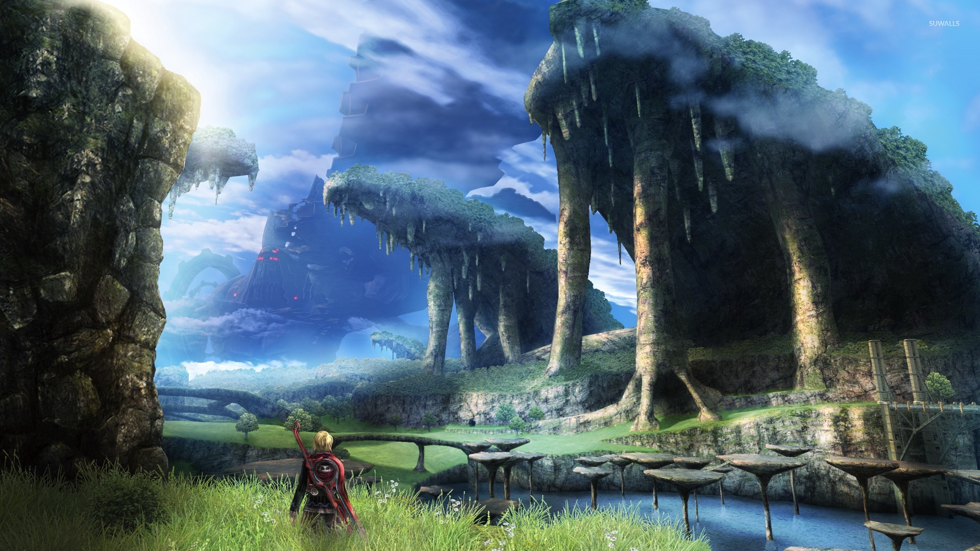 Xenoblade Chronicles Wallpaper Game Wallpapers 30755