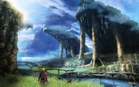 Xenoblade Chronicles wallpaper 1920x1080 jpg