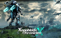 Xenoblade Chronicles X wallpaper 3840x2160 jpg