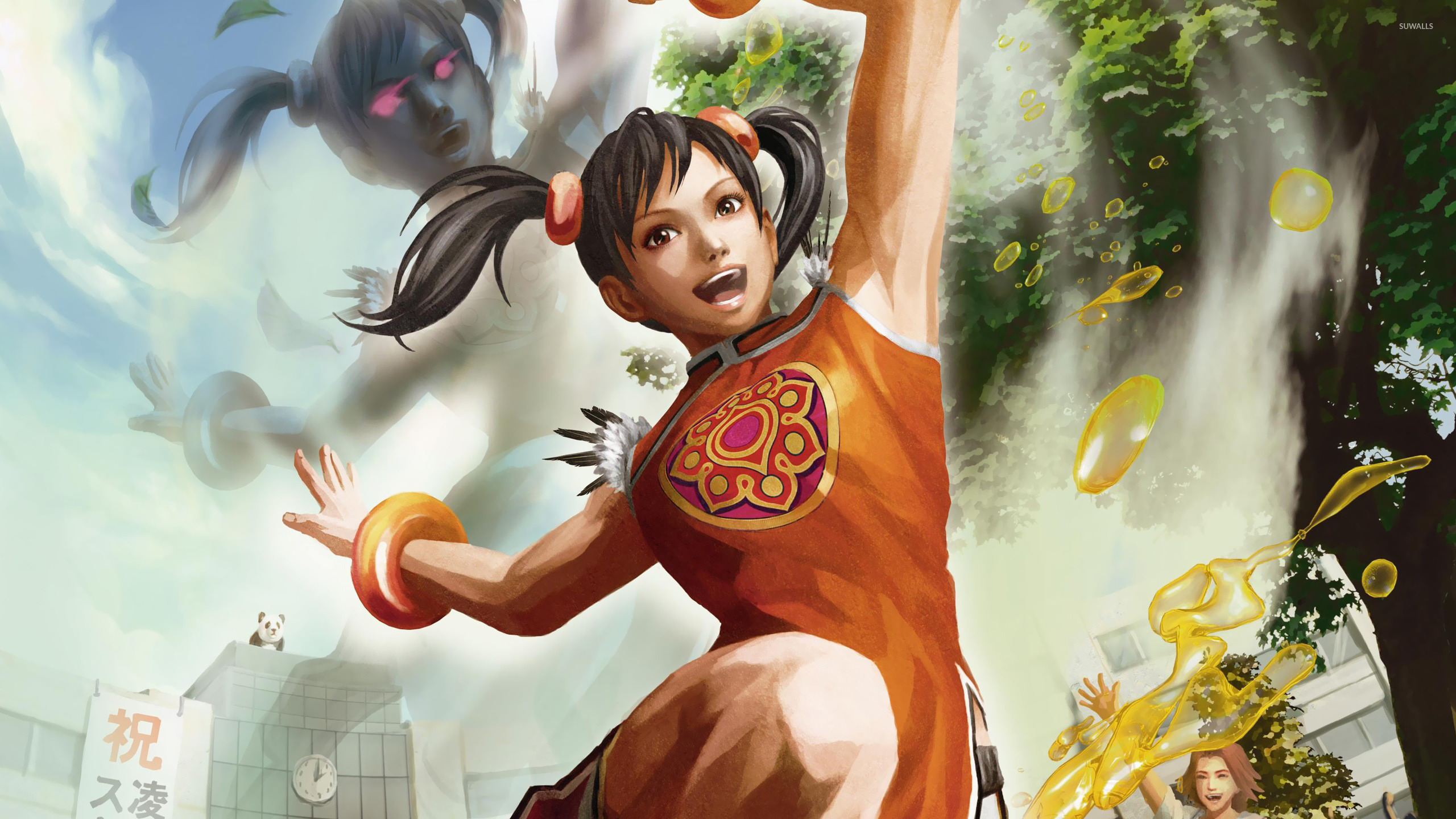 Xiaoyu Street Fighter X Tekken Wallpaper Game Wallpapers 18145