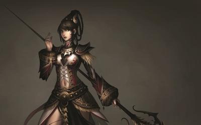 Xin Zhao - League of Legends wallpaper