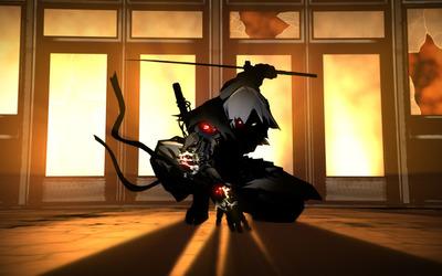 Yaiba Kamikaze - Yaiba: Ninja Gaiden Z wallpaper