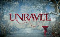 Yarny on the frozen river - Unravel wallpaper 1920x1080 jpg