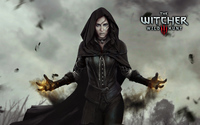 Yennefer of Vengerberg - The Witcher 3: Wild Hunt wallpaper 2880x1800 jpg