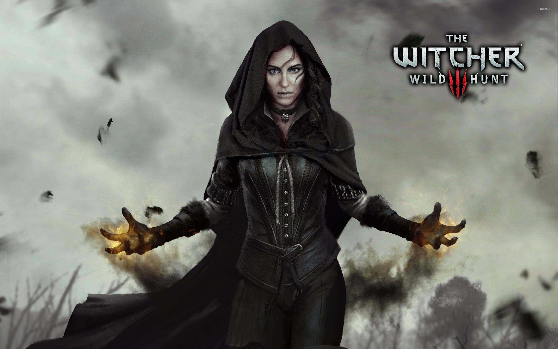 Yennefer Of Vengerberg The Witcher 3 Wild Hunt Wallpaper Game