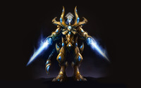 Zealot - StarCraft II wallpaper 2560x1600 jpg