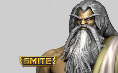 Zeus - Smite [3] wallpaper