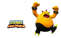 Zomon - Sonic Lost World wallpaper 2880x1800 jpg