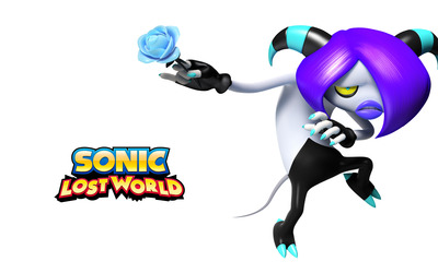 Zor - Sonic Lost World wallpaper