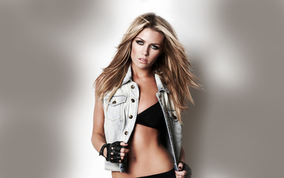 Abigail Clancy [2] wallpaper