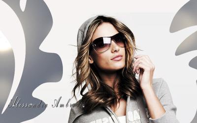 Alessandra Ambrosio [38] wallpaper