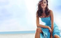 Alessandra Ambrosio [33] wallpaper 1920x1080 jpg
