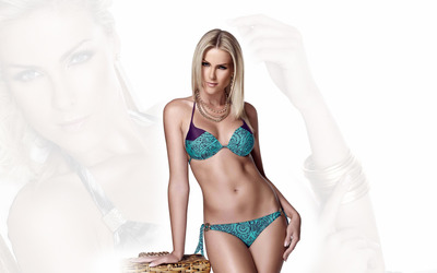 Ana Hickmann [8] wallpaper