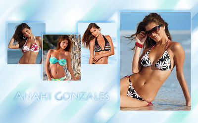 Anahi Gonzales [13] wallpaper