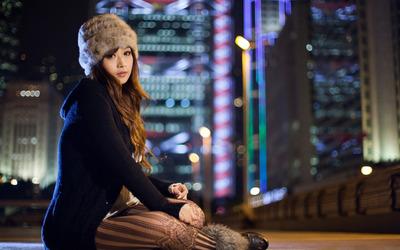 Asian beauty [2] wallpaper